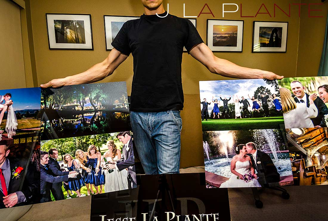 J. La Plante Photo | Boulder Denver Wedding Photography | Metal Prints