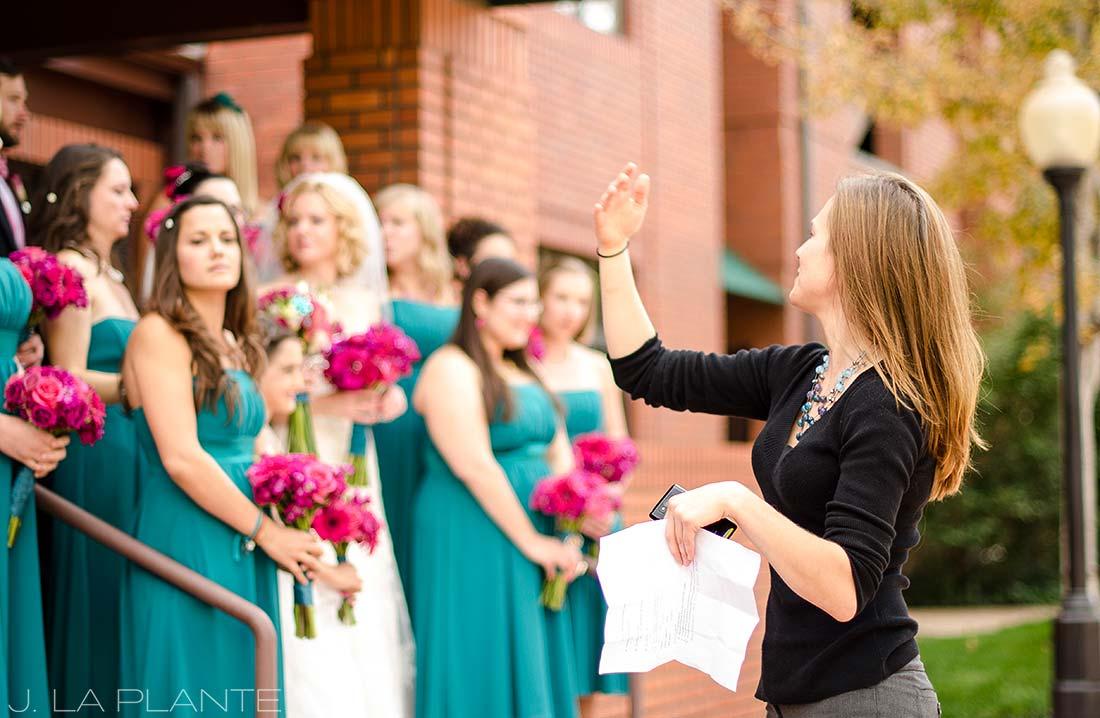 J. LaPlante Photo | Hotel Boulderado Wedding | Wedding Party Portrait Session