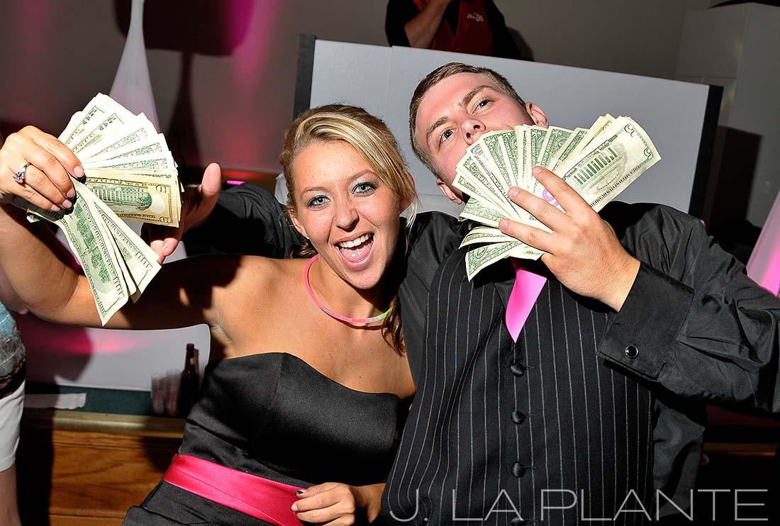 J. LaPlante Photo | Colorado Wedding Photographer | Michigan Wedding | Dollar Dance