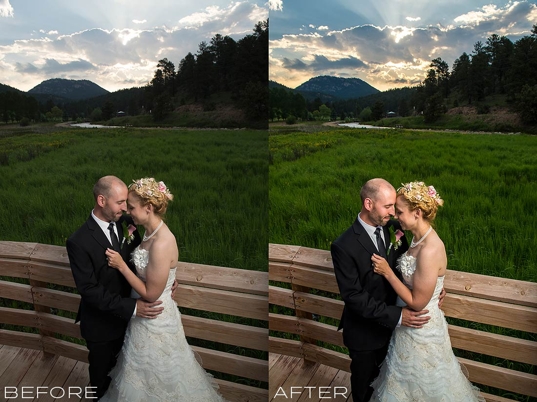 Wedding Photography Retouching: Lifting The Veil: Can You Photoshop My Wedding Photos?