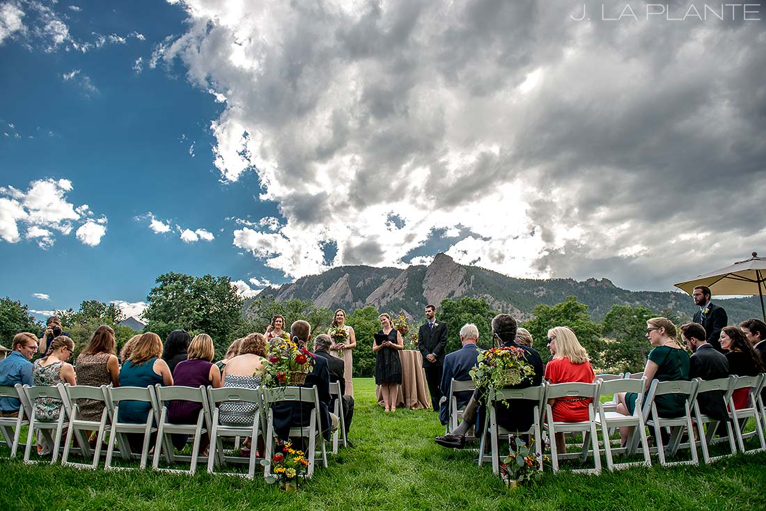 J La Plante Photo Boulder Wedding Photographer Chautauqua Park Flatirons