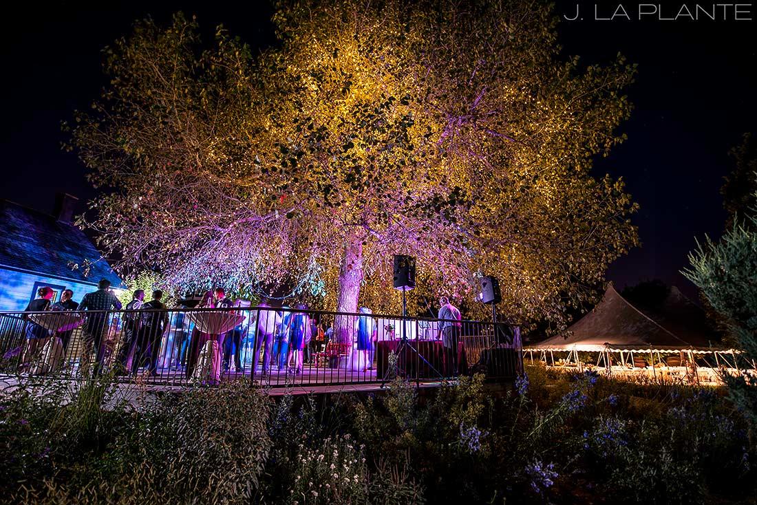 J. La Plante Photo | Denver Wedding Photographer | Chatfield Botanic Gardens Wedding | Wedding DJ Dance Party
