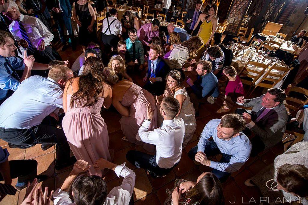 J. La Plante Photo | Denver Wedding Photographer | University of Denver Wedding | Fritz Knoebel Wedding | Wedding Dance Party