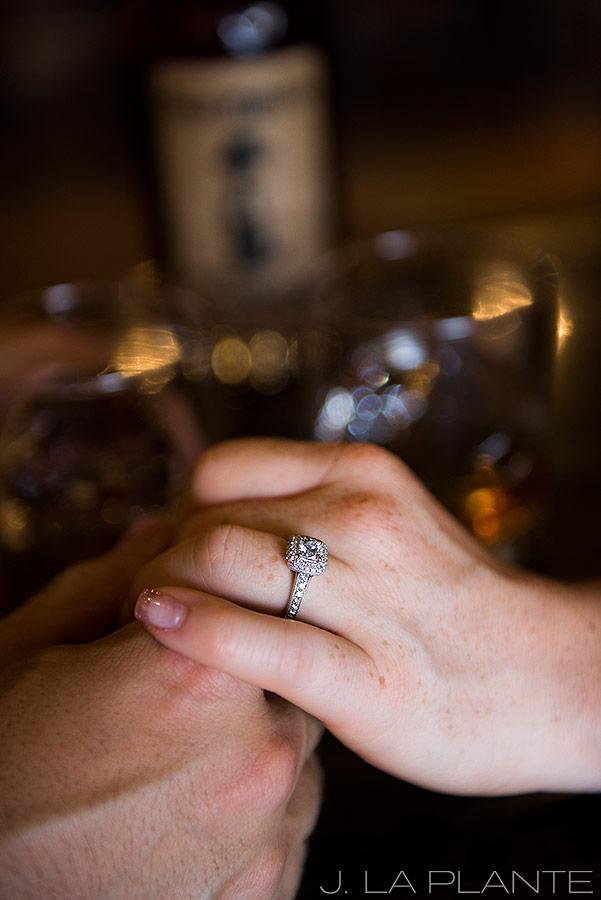J. La Plante Photo | Denver Wedding Photographer | Golden Colorado Engagement |Golden Moon Speak | Whiskey Engagement