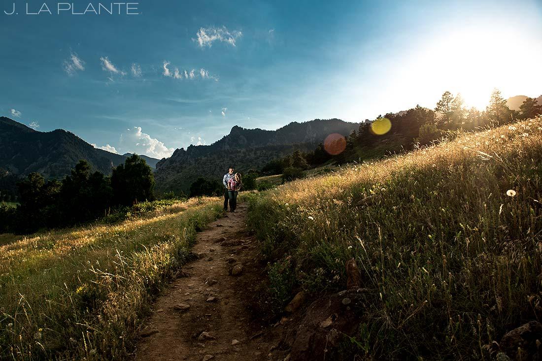 J. La Plante Photo | Boulder Wedding Photographer | Eldorado Springs Engagement | South Mesa Trail