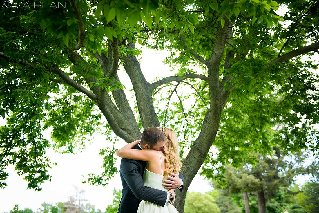 J. La Plante Photo | Denver Wedding Photographer | Sloans Lake Wedding | Bride and Groom First Look