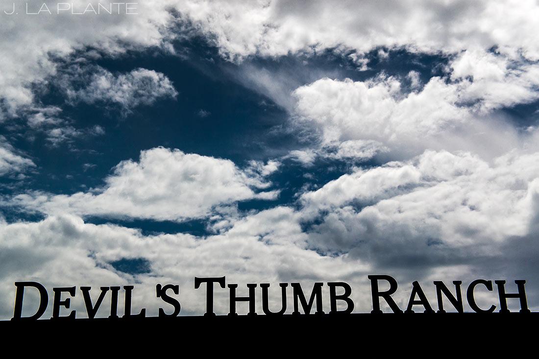 J. La Plante Photo | Winter Park Colorado Wedding Photographer | Devil's Thumb Ranch Wedding | Devil's Thumb Ranch Tabernash Colorado