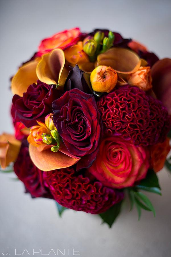 J. La Plante Photo | Vail Wedding Photographers | Lion Square Lodge Wedding | Wedding Bouquet Photo