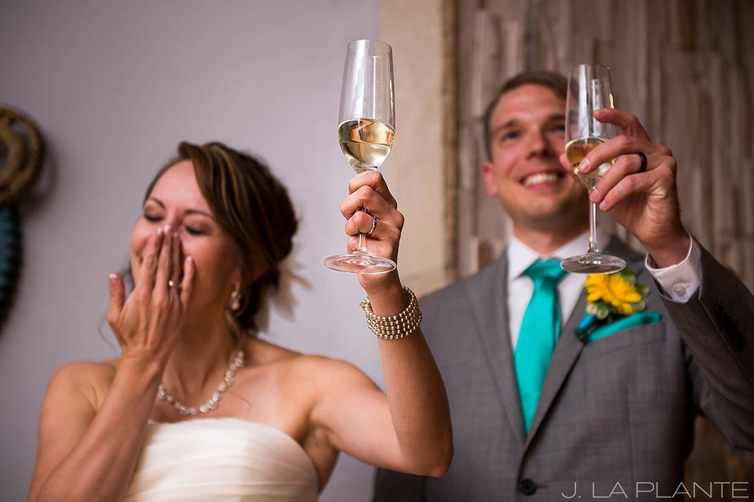 J. La Plante Photo   Beaver Creek Wedding Photographers   Beaver Creek Lodge Wedding   Toasts