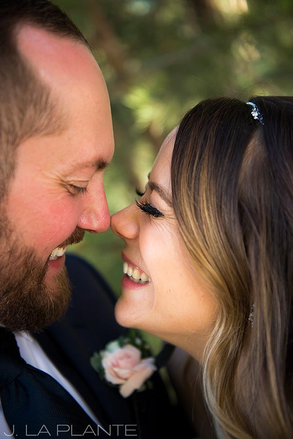 J. LaPlante Photo | Boulder Wedding Photographer | Mon Cheri Wedding | Bride and Groom Portrait