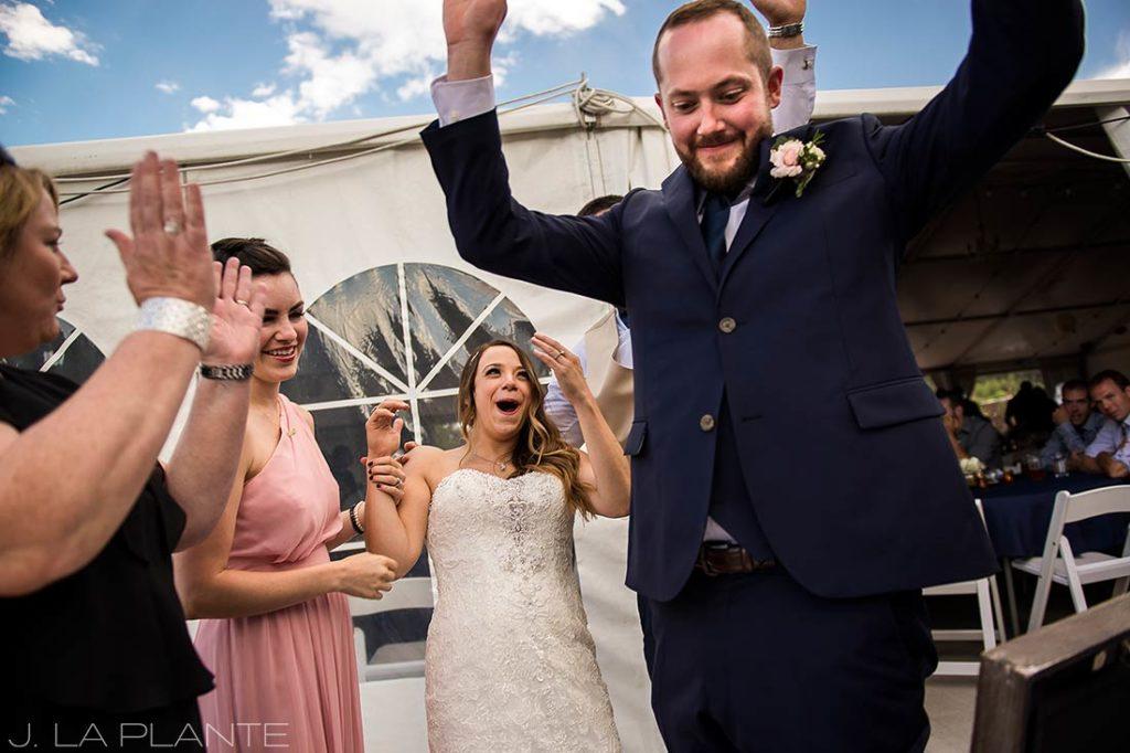 J. LaPlante Photo | Boulder Wedding Photographer | Mon Cheri Wedding | Groom Signing Marriage License