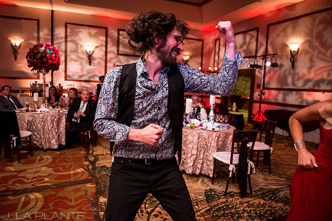 J. LaPlante Photo | Colorado Springs Wedding Photographers | Cheyenne Mountain Resort Wedding | Come on Eileen Choreographed Dance