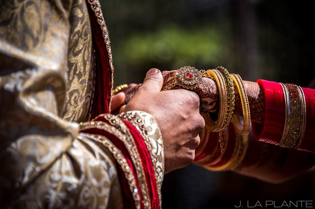 J. LaPlante Photo   Colorado Springs Wedding Photographer   Cheyenne Mountain Resort Wedding   Hindu Wedding Details