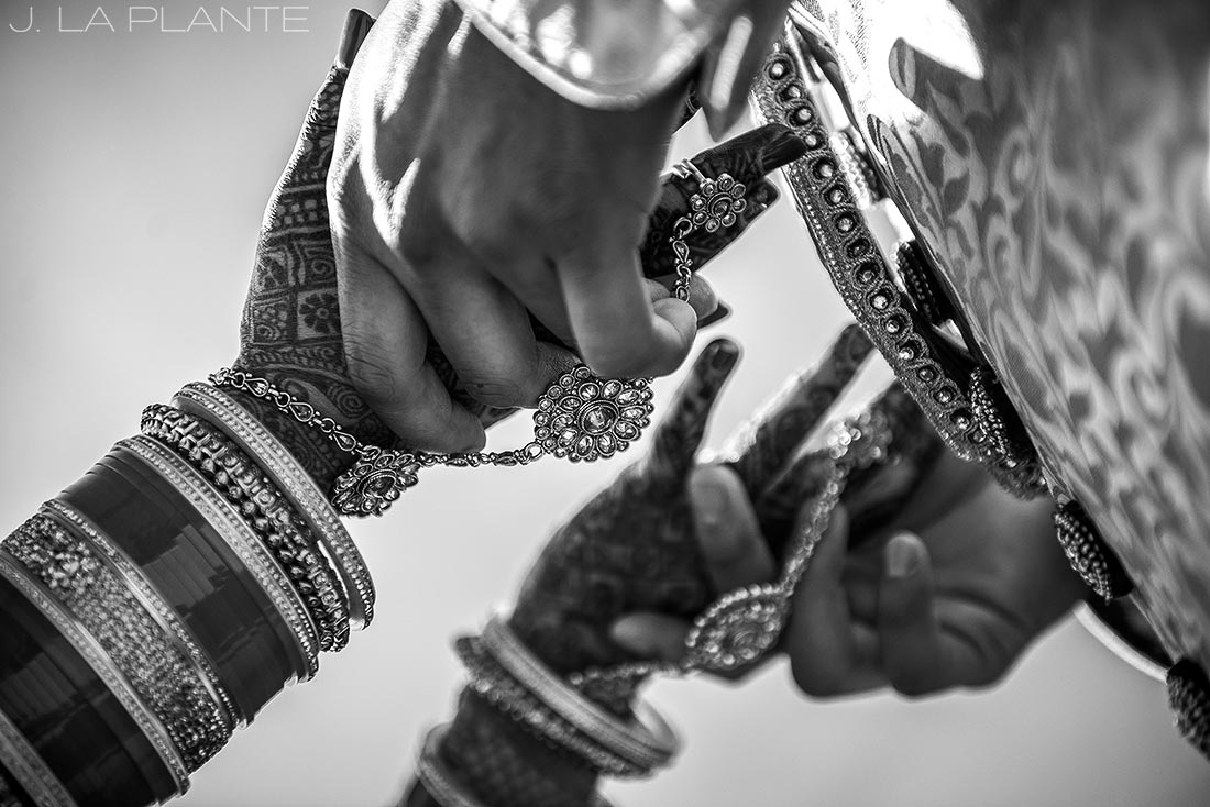 J. LaPlante Photo | Colorado Springs Wedding Photographer | Cheyenne Mountain Resort Wedding | Hindu Wedding Details