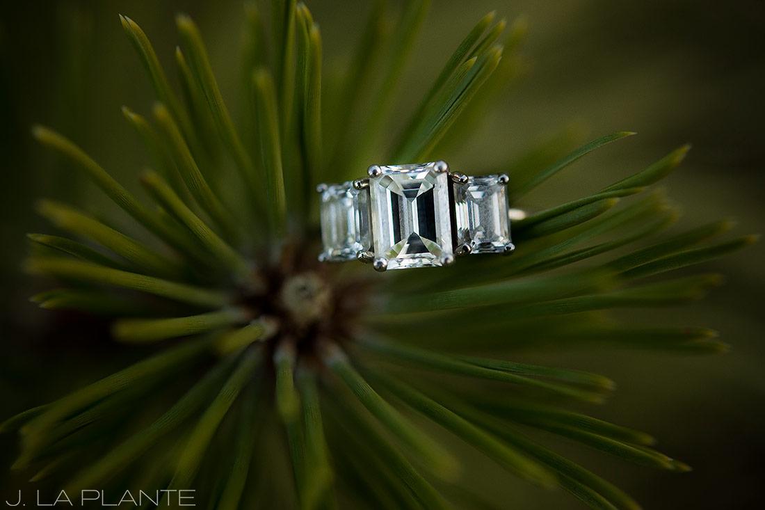 J. La Plante Photo   Denver wedding photographer   Boulder engagement session   Engagement ring