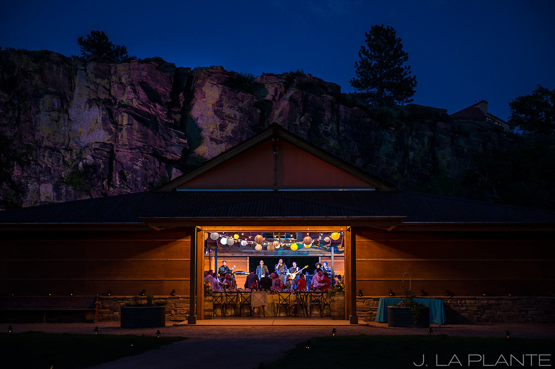 J. La Plante Photo   Boulder Wedding Photographers   Planet Bluegrass Wedding   Wedding Reception Live Band