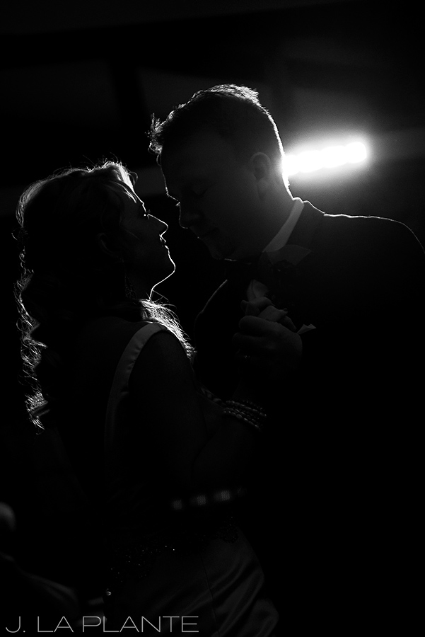 J. La Plante Photo | Denver Wedding Photographer | The Ranch Country Club Wedding | Bride and Groom First Dance