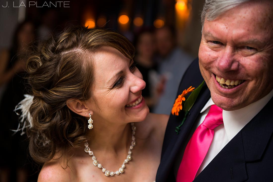 J. La Plante Photo | Beaver Creek Wedding Photographer | Beaver Creek Lodge Wedding | Father Daughter Dance