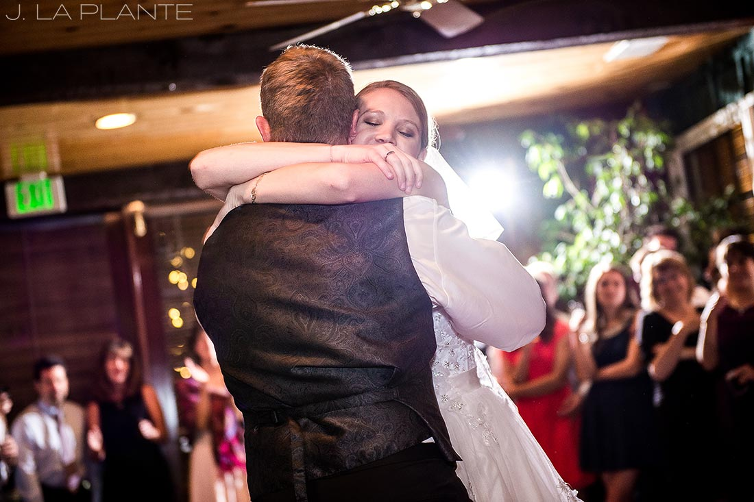 J. La Plante Photo | Boulder Wedding Photographer | Greenbriar Inn Wedding | Father Daughter Dance