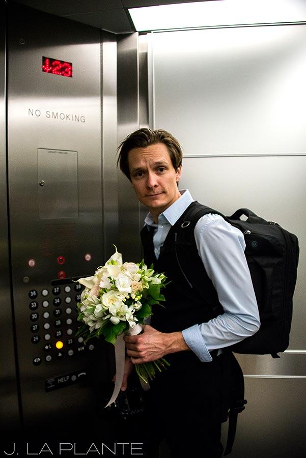 J. La Plante Photo | Colorado Wedding Photographer | Denver Wedding Photography | Grand Hyatt Denver Wedding | Urban Wedding