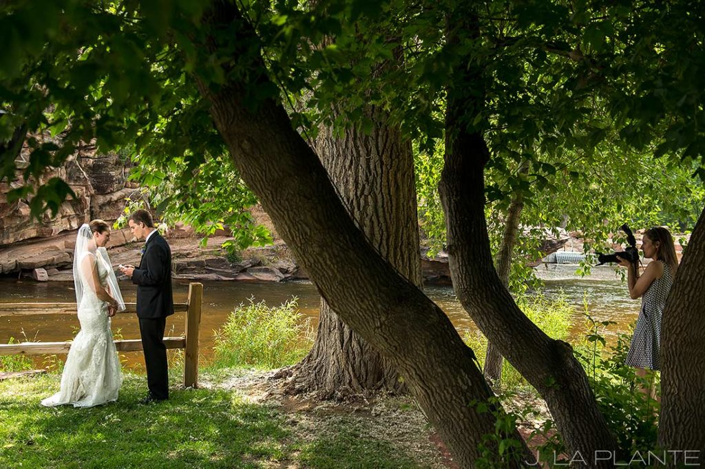 J. La Plante Photo | Colorado Wedding Photographer | Lyons Colorado Wedding Photography | River Bend Wedding | Mountain Wedding