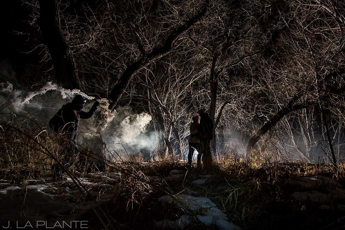 J. La Plante Photo | Colorado Wedding Photographer | Boulder Wedding Photography | Boulder Colorado Engagement | Winter Engagement