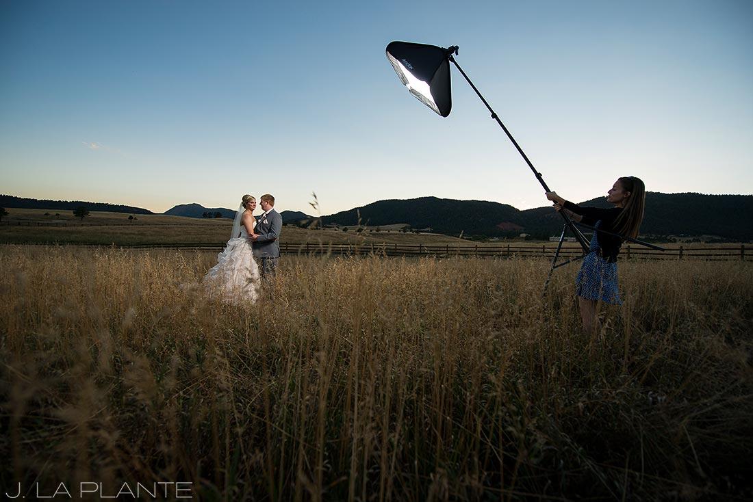 J. La Plante Photo | Colorado Wedding Photographer | Colorado Wedding Photography | Spruce Mountain Ranch Wedding | Ranch Wedding