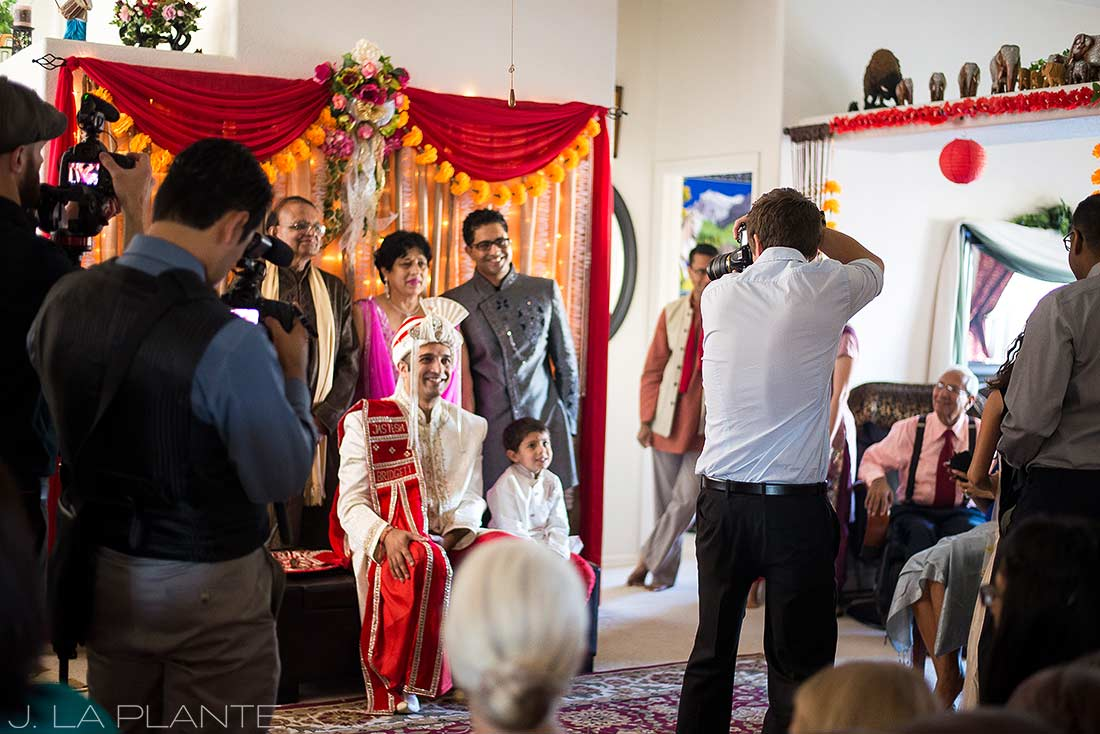 J. La Plante Photo | Colorado Wedding Photographer | Pueblo Wedding Photography | Pueblo Convention Center Wedding | Hindu Wedding