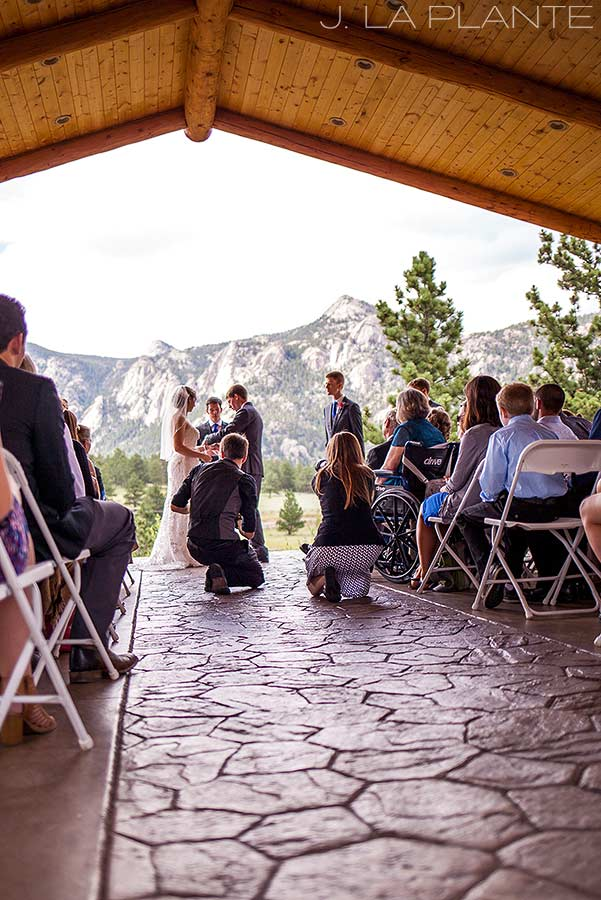 J. La Plante Photo | Colorado Wedding Photographer | Estes Park Wedding Photography | Black Canyon Inn Wedding | Mountain Wedding
