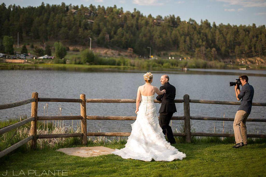 J. La Plante Photo | Colorado Wedding Photographer | Evergreen Wedding Photography | Evergreen Lake House Wedding | Mountain Wedding