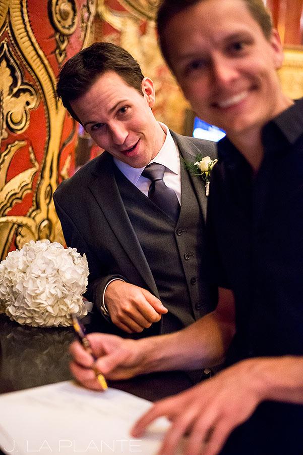 J. La Plante Photo | Michigan Wedding Photographer | Detroit Wedding Photography | Fox Theatre Wedding | Urban Wedding