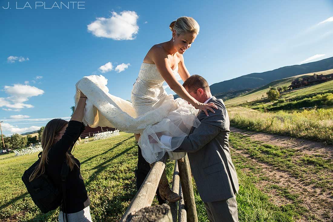J. La Plante Photo | Colorado Wedding Photographer | Colorado Springs Wedding Photography | Wiens Ranch Wedding | Horse Ranch Wedding