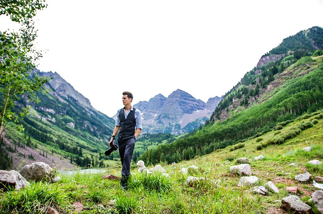 J. La Plante Photo | Colorado Wedding Photographer | Aspen Wedding Photography | Maroon Bells Wedding | Mountain Wedding