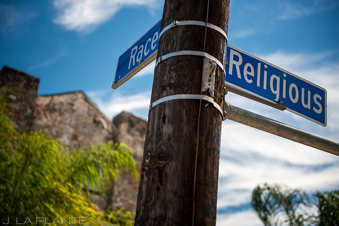 Race & Religious Wedding | New Orleans Destination Wedding Photography | J. La Plante Photo
