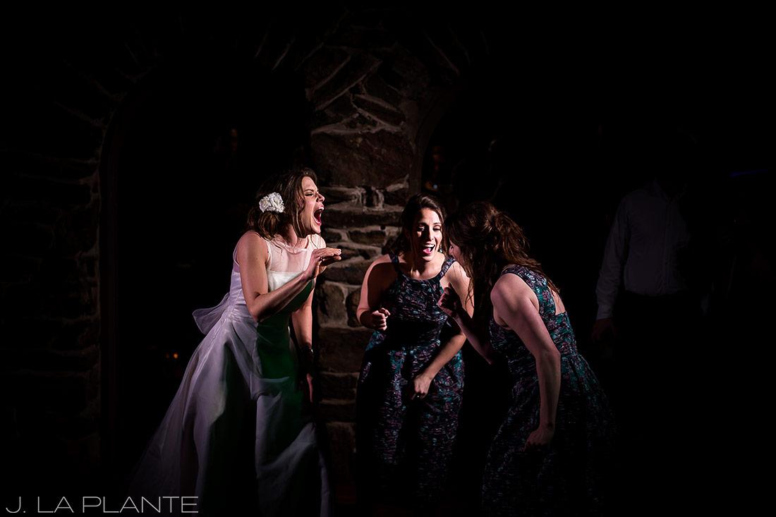 Wedding dance party | Chief Hosa Lodge wedding | J. La Plante Photo | Denver Wedding Photographers
