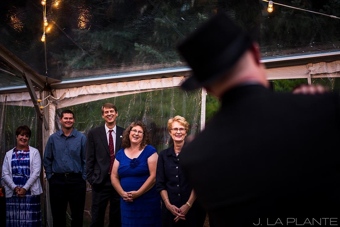 unique mother son dance song ideas | colorado wedding photographers | J. La Plante Photo