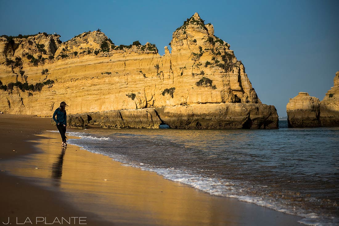 the beaches of the algarve
