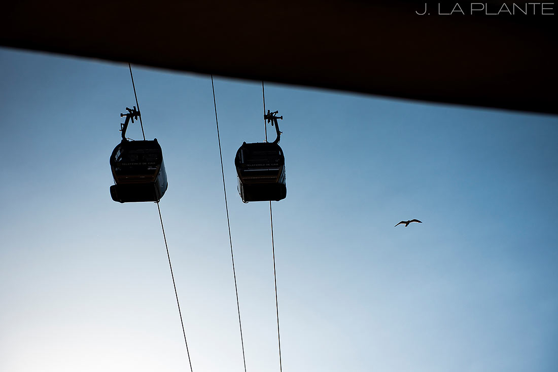 gondola ride in porto