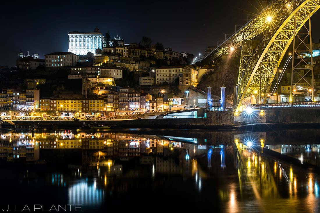 skyline photo of porto portugal