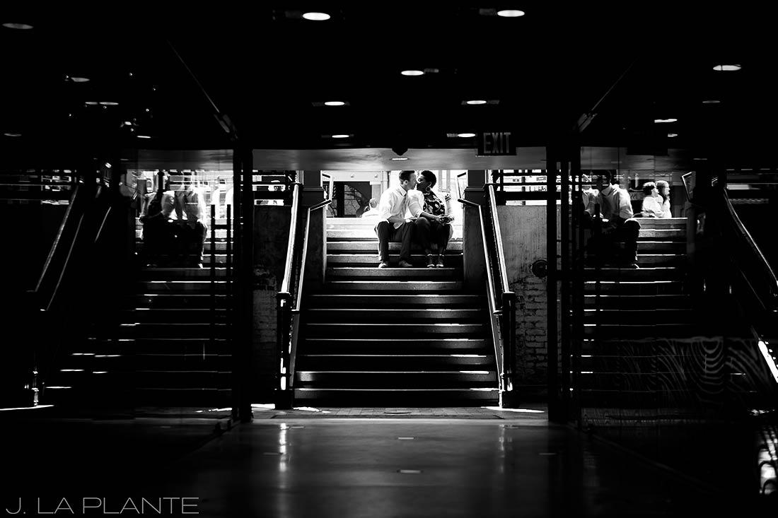 Larimer Square Engagement | Downtown Denver Engagement Photographer | J. La Plante Photo