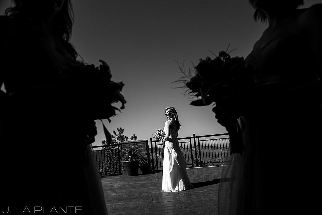 Mount Vernon Country Club Wedding   Unique bridesmaid photo   Denver wedding photographer   J La Plante Photo