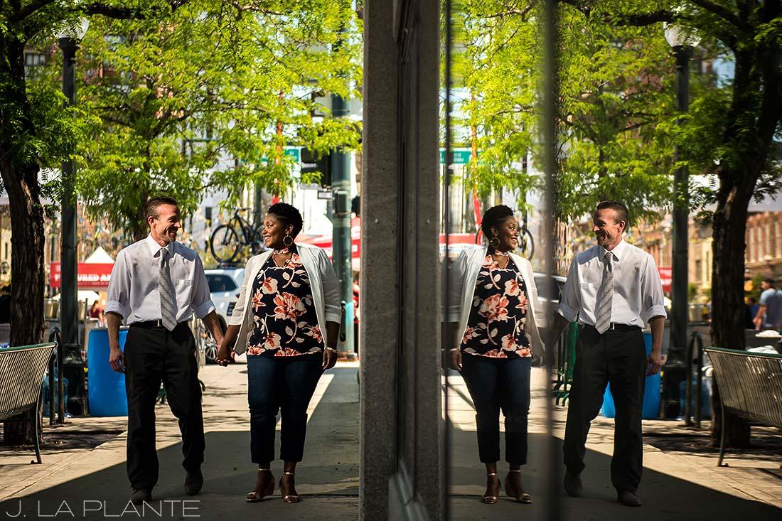 Downtown Denver Engagement | Denver Engagement Photographer | J. La Plante Photo