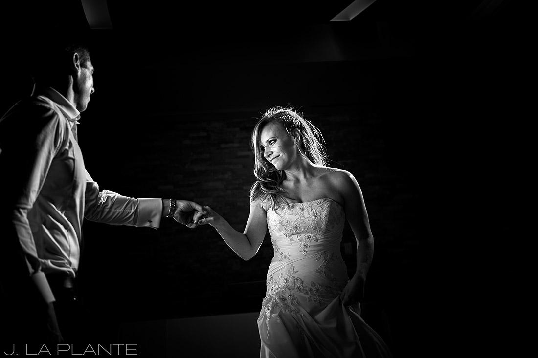 Mount Vernon Country Club Wedding   First dance   Denver wedding photographer   J La Plante Photo