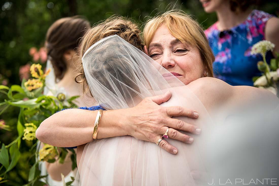 Denver Botanic Gardens Wedding   Mother of the bride   Same Sex Denver Wedding Photographer   J La Plante Photo