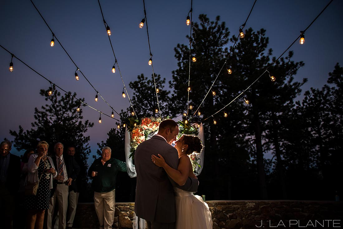 Boettcher Mansion wedding | First Dance | J La Plante Photo | Denver Wedding Photographer