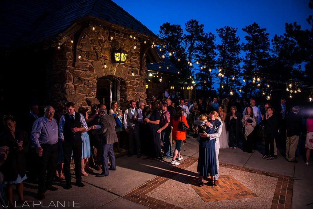 Boettcher Mansion wedding | Mother Son Dance | J La Plante Photo | Denver Wedding Photographer