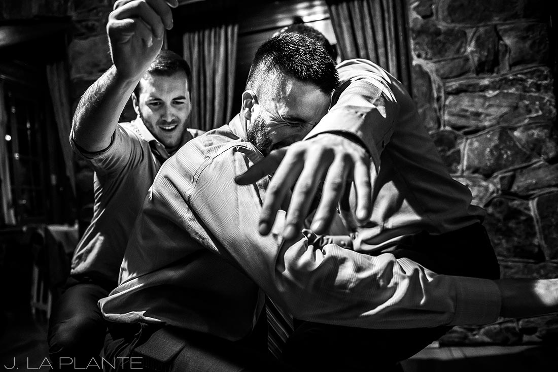 Boettcher Mansion wedding | Wedding dance party | J La Plante Photo | Denver Wedding Photographer