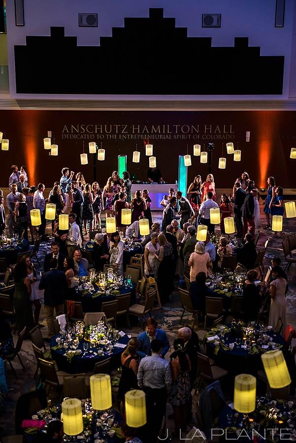 History Colorado Wedding | Wedding reception dance party | Denver wedding photographer | J La Plante Photo