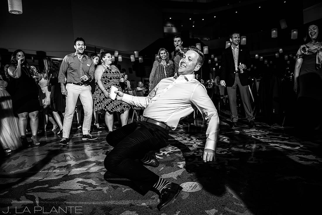 History Colorado Wedding | Reception dancing | Denver wedding photographer | J La Plante Photo