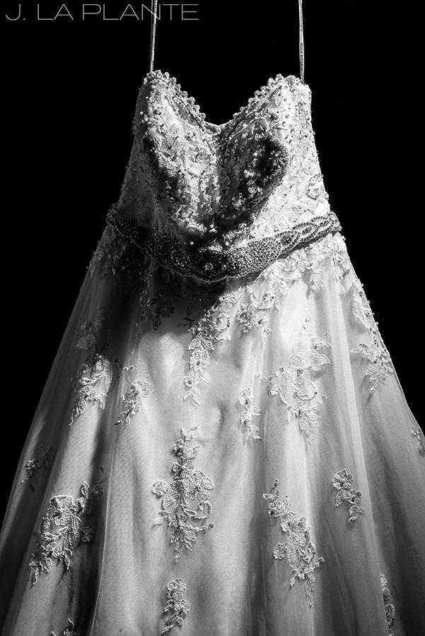 JW Marriott Cherry Creek Wedding | Wedding dress | Denver wedding photographer | J La Plante Photo